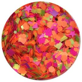 Nail Deco Glitter Mix - 2