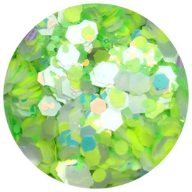 Nail Deco Glitter Mix - 10