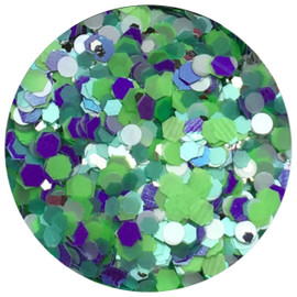 Nail Deco Glitter Mix - 13