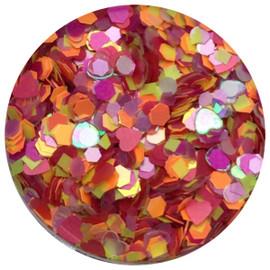 Nail Deco Glitter Mix - 14
