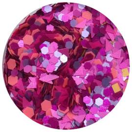 Nail Deco Glitter Mix - 16