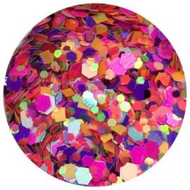 Nail Deco Glitter Mix - 17