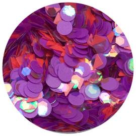 Nail Deco Glitter Mix - 18