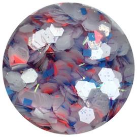 Nail Deco Glitter Mix - 23