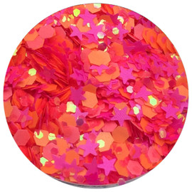 Nail Deco Glitter Mix - 25