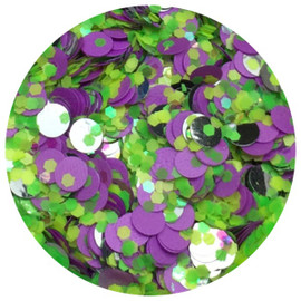 Nail Deco Glitter Mix - 28