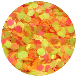 Nail Deco Glitter Mix - 29