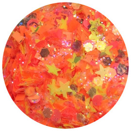 Nail Deco Glitter Mix - 32