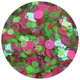 Nail Deco Glitter Mix - 33