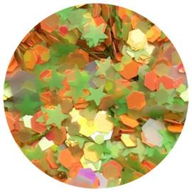 Nail Deco Glitter Mix - 42
