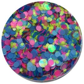 Nail Deco Glitter Mix - 44