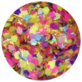 Nail Deco Glitter Mix - 48