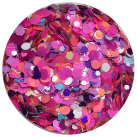 Nail Deco Glitter Mix - 51
