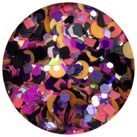 Nail Deco Glitter Mix - 52