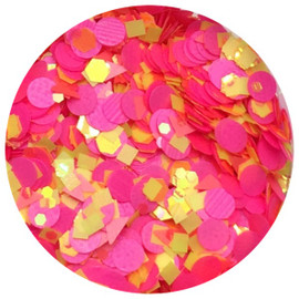 Nail Deco Glitter Mix - 57
