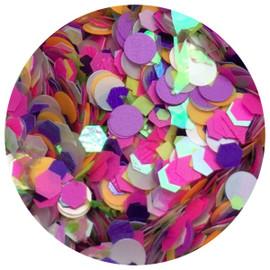 Nail Deco Glitter Mix - 59