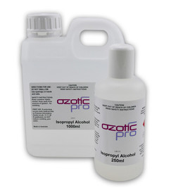 Ozotic Pro Isopropol Alcohol 125ml~5L