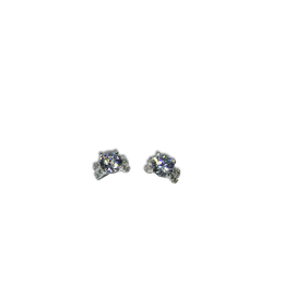 3d Crystal Engament Ring Style 2 (round)