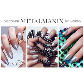 Indigo Metal Manix Effect