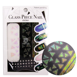 Glass Nail Stickers GFS-06
