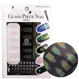 Glass Nail Stickers GFS-11