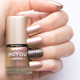 Moyou - Lady Gold Pink