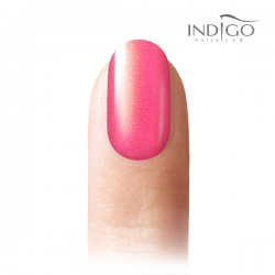 Indigo Mermaid - Neon Pink