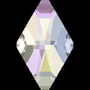 Swarovski Rhombus (2709) Crystal  AB