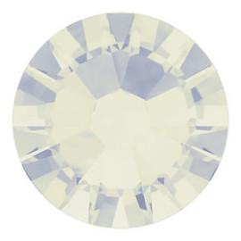 Swarovski  Flat Back - White Opal