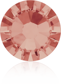 Swarovski Flat Back- Rose Peach
