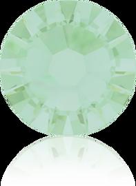 Swarovski Flat Back-   Chrysolite Opal