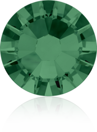 Swarovski  Flat Back-   Emerald