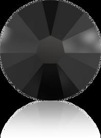 Swarovski  Flat Back-    Jet