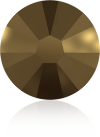 Swarovski Flat Back - Crystal Dorado