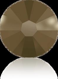 Swarovski Flat Back - Metallic Light Gold