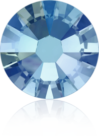 Swarovski Flat Back - Light Sapphire Shimmer