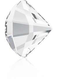 Swarovski  Fan 6mm  (2714) - Crystal