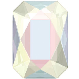 Swarovski  Emerald Cut  (2606) - Crystal AB