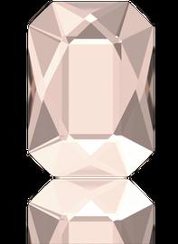 Swarovski  Emerald Cut  (2606) - Vintage Rose