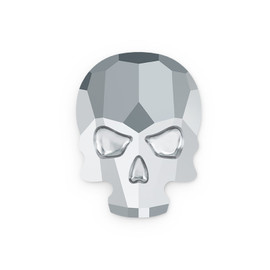 Swarovski -   Skull Light Chrome