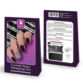 Crystal Stone Stamping Kit