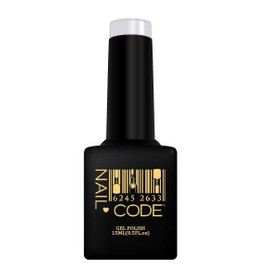 Nail Code Gel Polish - Super Matte Top Coat