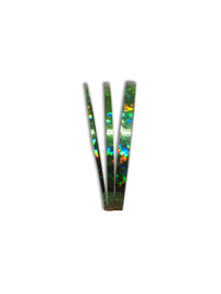 Striping Tape 3 Pack - Green Holo