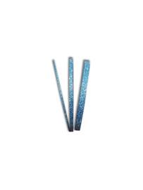 Striping Tape 3 Pack -  Light Blue Glitter