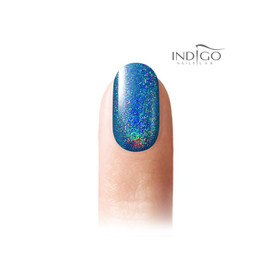 Indigo Blue Holo Effect