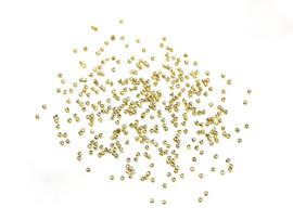Round Mini  Studs 0.8mm -  Gold