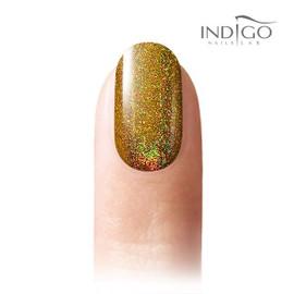 Indigo Royal Gold Holo Effect