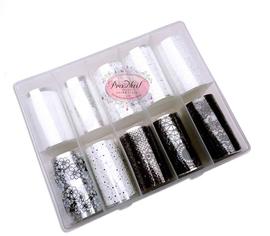 Nail Foil Lace Kit 1