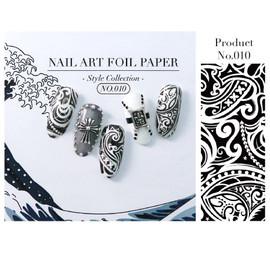 Nail Foil Style - 10