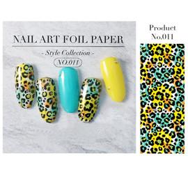 Nail Foil Style - 11